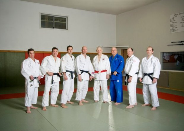 Campbell River Judo Club Instructors